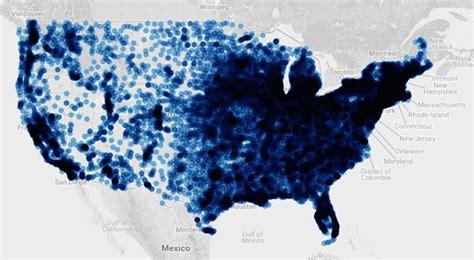 mcdonalds map usa mcdonald s vs library neatorama