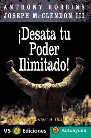 desata tu poder ilimitado autoayuda self help spanish edition pdfsr com