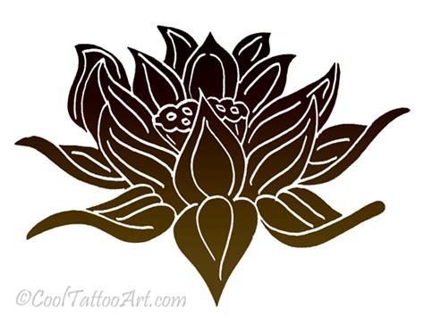 lotus tattoos designs cooltattooarts