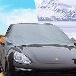 Car Cover Snow Shield Universal Car Windshield Snow Cover Guard Protector
