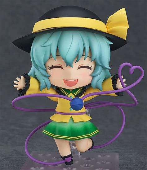 Nendoroid Satori Komeiji Touhou Project crunchyroll koishi komeiji is quot touhou project
