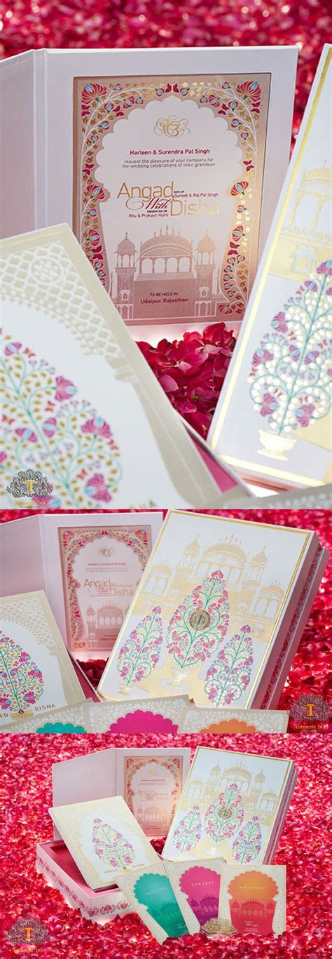 Best 25  Indian wedding cards ideas on Pinterest   Indian