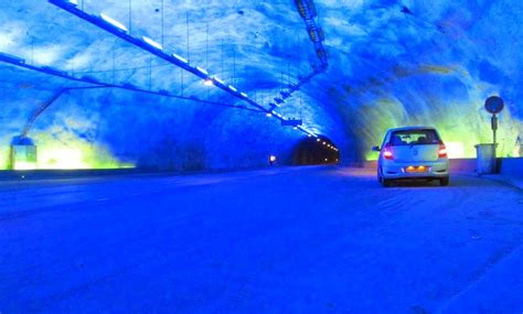 imagenes de web tunnel laerdal tunnel the world s longest road tunnel amusing