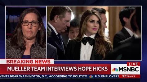 hope hicks attorney ex us atty hope hicks could be quot crown jewel quot in mueller