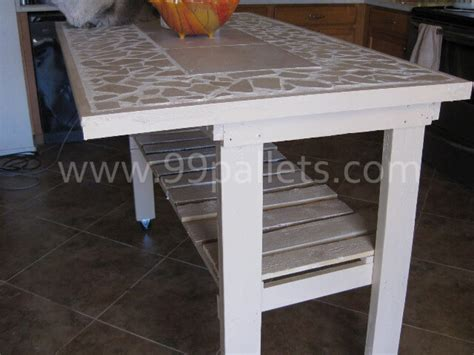 pallet kitchen island diy pallet island kitchen table 99 pallets