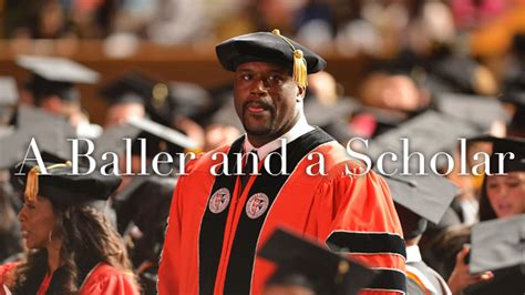 shaq phd dissertation shaquille o neal earned his doctorate this weekend