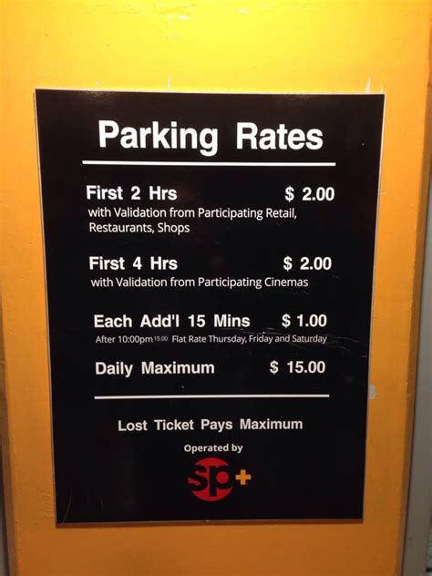 Hollywood & Highland Parking Structure   19 Photos & 46