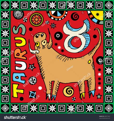 doodle zodiac naive horoscope doodle sign of the zodiac