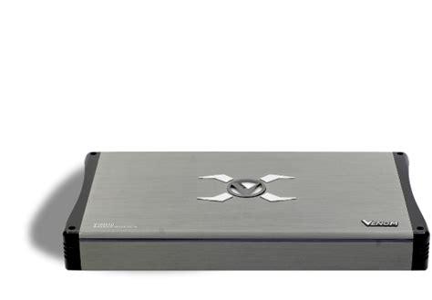 Lifier Venom X Series V480x 4 Channel product venom audio
