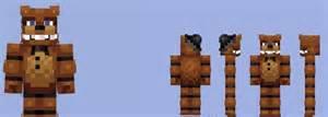 Minecraft Freddy Fraz Bears Skin Pack » Home Design 2017