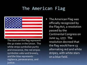 american flag color meaning symbols of the united states of america