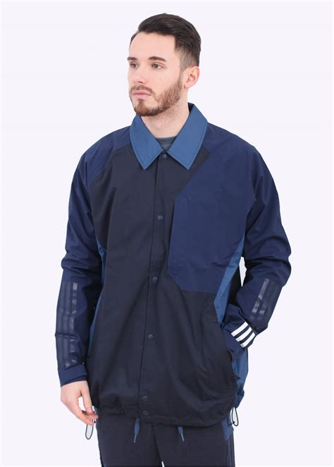 white bench jacket adidas originals x white mountaineering bench jacket navy