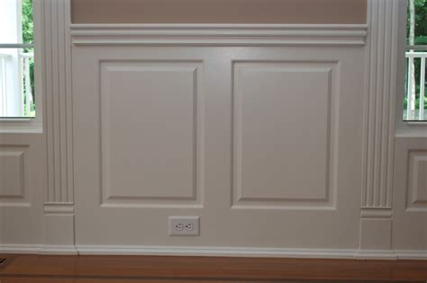 Mdf Raised Panel Wainscoting by Wainscoting Panels Raised Panel Wainscoting Panels