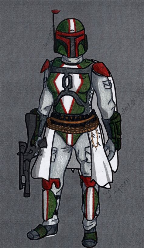 mandalorian armor concept by icantthinkofaname 09 on