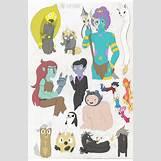 Adventure Time Marshall Lee Anime   736 x 1137 jpeg 115kB