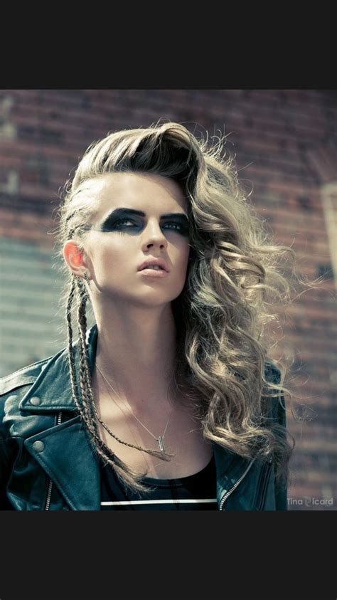 edgy dramatic hairstyles best 20 edgy long hairstyles ideas on pinterest viking