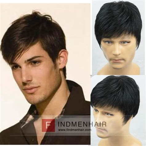 affordable haircuts edmonton 61 best pre stylish mens human hair replacment systems