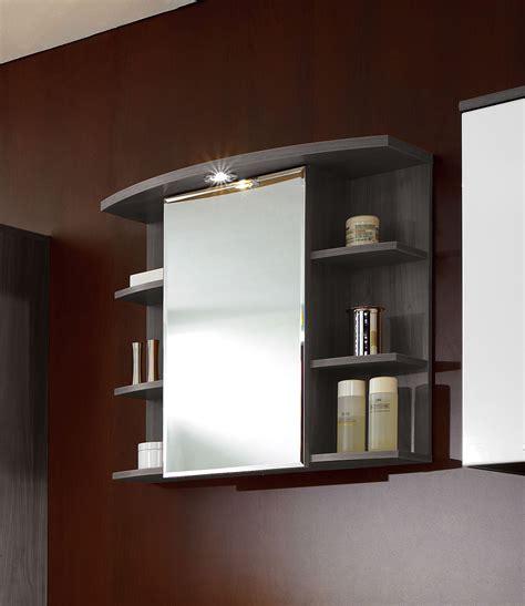 spiegelschrank grau badm 246 bel hochschrank h 228 ngeschrank badkommode