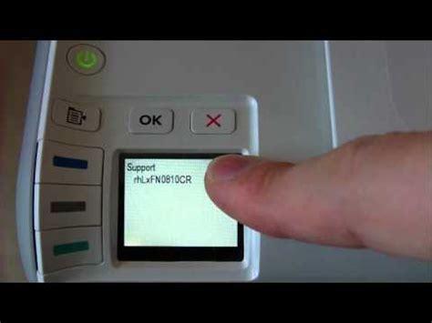 reset hp deskjet f4180 printer resetear una impresora hp c4180 y cartuchos hp93 vidoemo
