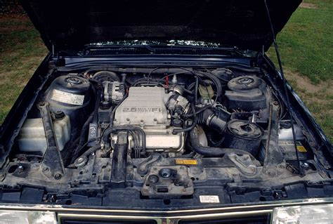 small engine maintenance and repair 1986 pontiac 6000 electronic valve timing my second car 1987 pontiac 6000 le