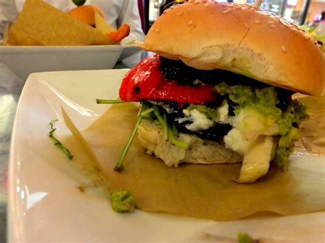 Handmade Burger Co Takeaway - review handmade burger co a vegetarian visit