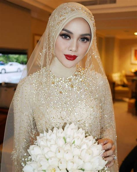 Make Up Anpasuha make up by upanduvan muslim bridal niqab