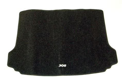 Sw Mats by Peugeot 308 Boot Area Carpet Mat Sw Sports Wagon Genuine
