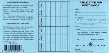 merit badge blue card change scoutmastercg