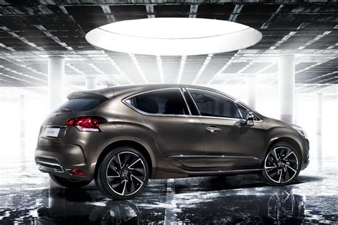Ds4 Citroen by Citro 235 N Ds4 Crossover Details Autotribute
