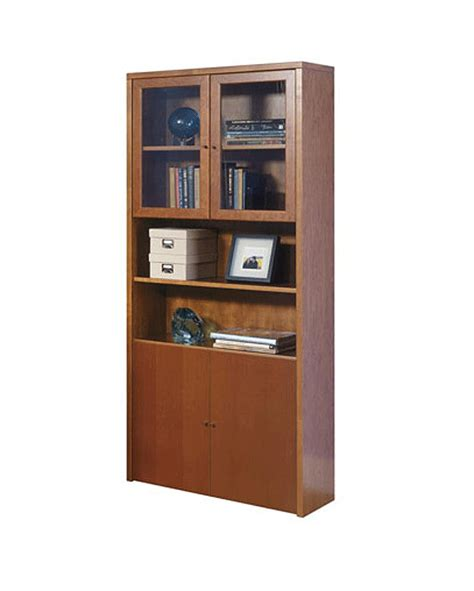 office furniture bookshelves contempo 3012 bookcase office bookcases and shelves