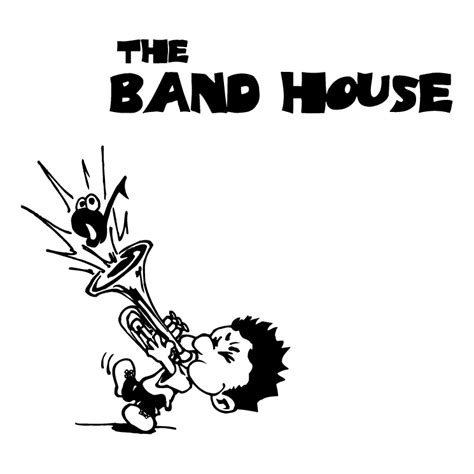 the band house the band house free vector 4vector