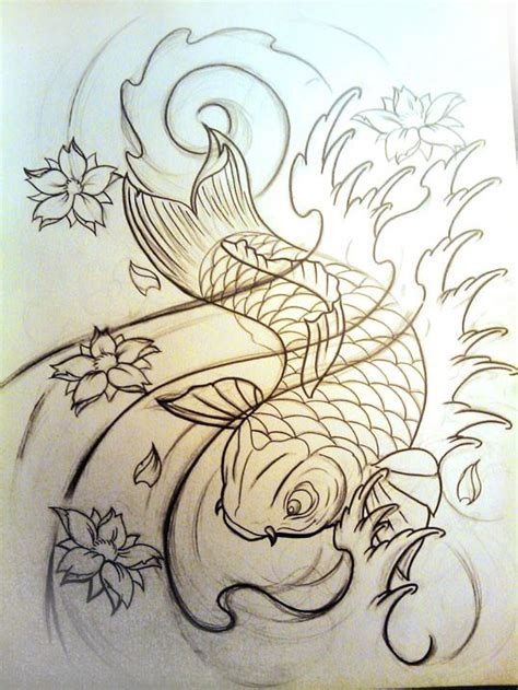 koi fish idea by willemxsm inspiration i like