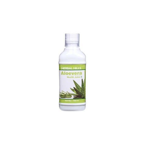 aloe vera juice 500 ml herbal hills