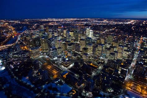 Lookup Calgary Aerial Photo Calgary Aerial Photo At