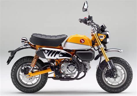 2019 Honda 125 Monkey by 2019 Honda Monkey Cub C125 Come To U S