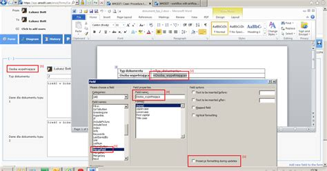 amodit workflow learns from you ms office document