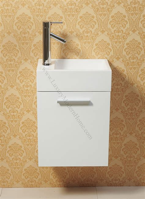 narrow bathroom sinks wall mount befon for