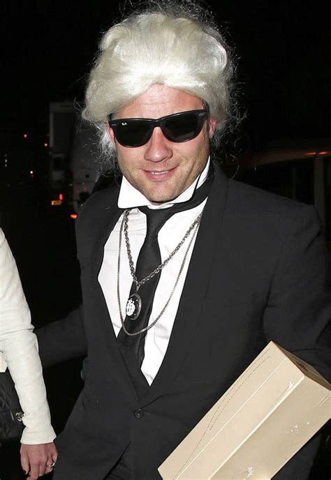 X Factors Rhydian Is Karl Lagerfeld by Happy Check Out The 10 Best Costumes