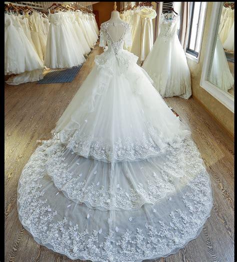 1604011 Gaun Pengantin Baju Pengantin Wedding Gown Wedding Dress jual gaun pengantin baju pengantin wedding gown wedding