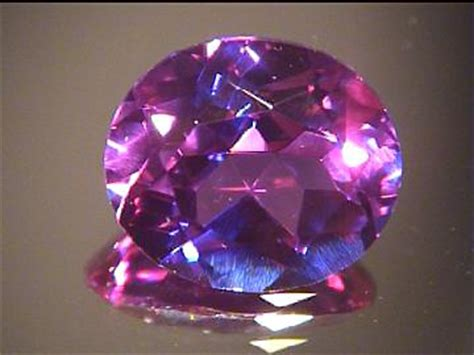 what gives the gem amethyst its purplish color gem stones alexandrite