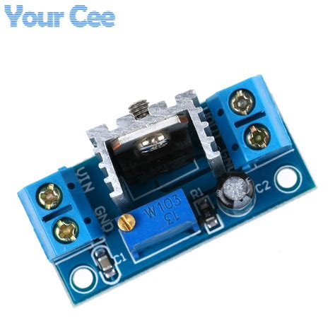 Regulator Bor lm317 dc dc converter buck step circuit board module