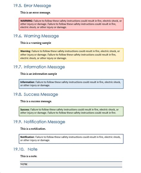 quality plan sle template quality assurance plan templates ms word 7 x excels