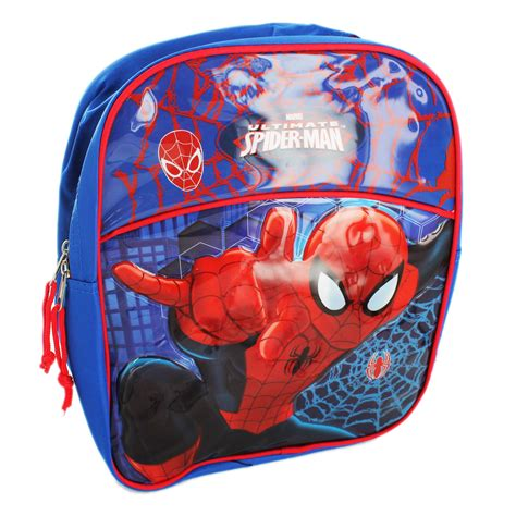 Marvel Spiderman Back Pack Gifts For Boys At The Works