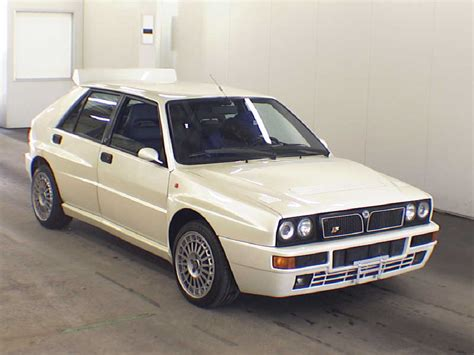 Lancia Delta 1994 1994 Lancia Delta 5d Awd Japanese Used Cars Auction