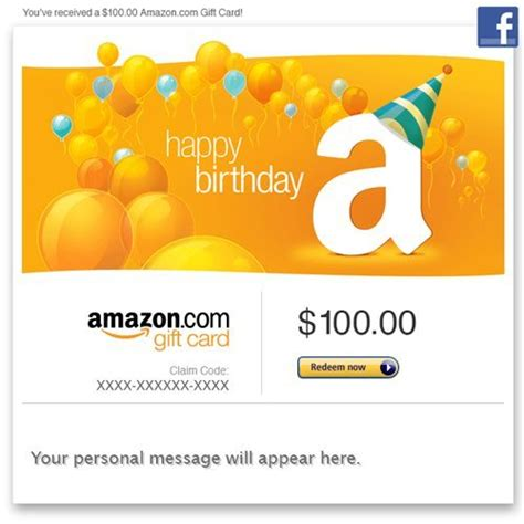 Send Flowers With Visa Gift Card - amazon gift card email happy birthday balloons