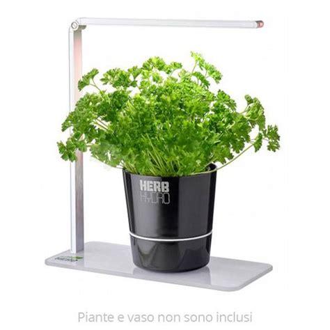 orto in cucina herb booster lada a led per piante in cucina