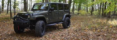 lifted jeeps 10 vacation spots for your lifted jeep rocky ridge