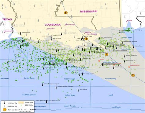 louisiana fracking map well locations louisiana location elsavadorla