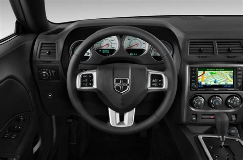 2014 Dodge Challenger Steering Wheel Interior Photo