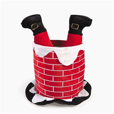 Chimney Hat With Santa - santa chimney hat 316335 trendyhalloween